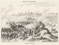 ⚔ 7. August 1809 – Ausfall aus Vliessingen zurückgeschlagen (1. Leichtes Bataillon King's German Legion) ➹