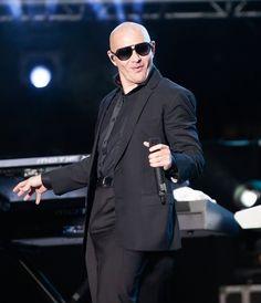 Pin for Later: 55 Music Stars With Real Names You Won't Recognize Pitbull = Armando Christian Pérez