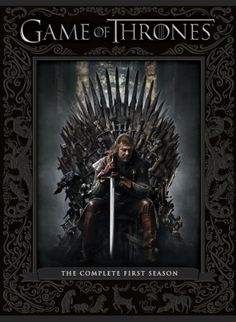 [Blu-ray] Game of Thrones: The Complete First Season Your Dad The Gift of Awesomeness and the Chance to See a Show He Probably Hasn't seen Yet. Get Him Addicted to Game of Thrones. He'll Thank You For it Later :) Ned Stark, Eddard Stark, George Rr Martin, Game Of Thrones Saison, Game Of Thrones Books, Game Thrones, Jack Gleeson, Lena Headey, Die Herren Von Winterfell