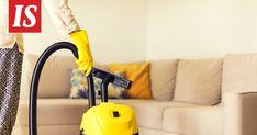 Sohvalla makoillaan, sen päällä nautitaan iltapalaa ja vietetään lukemattomia tunteja. Ei siis ihme, että sohva kaipaa siivousta säännöllisesti. Kysyimme asiantuntijoilta vinkit, joiden avulla onnistut. Home Appliances, House Appliances, Appliances