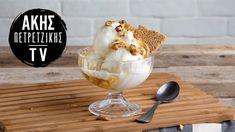 Greek Yogurt, Easy Desserts, Apple Pie, Cereal, Food And Drink, Ice Cream, Pudding, Cooking, Breakfast