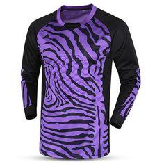 196f5216ffb Boys Kids Soccer Jersey Shirts Goalkeeper Jerseys survetement football Goal  keeper Training Pants Tops Quick Dry Printing Custom