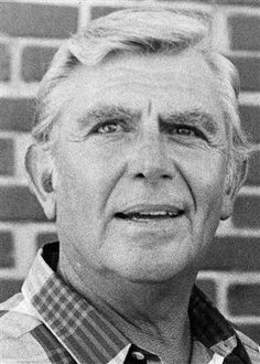 "Actor Andy Griffith, whose portrayal of a rural sheriff in a popular 1960s TV show earned him the title of ""America's Favorite Sheriff"". Andy Griffith, 1926-2012  - He suffered from Peripheral Neuropathy."