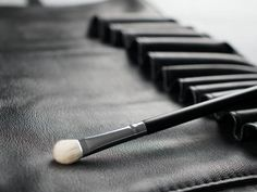 Pro Series | P1 Eye Shader Brush Eyeshadow Brushes, Makeup Brushes, Makeup Brush Holders, Makeup Kit, Storage, Purse Storage, Store, Paint Brushes