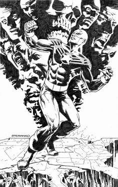 Cap'n's Comics: Jim Steranko