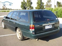 1995 Holden Commodore VR II Executive