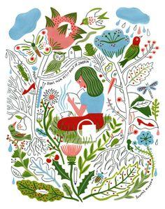 Illustration by #LaurentMoreau http://obus.com.au/