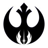 Rebel Alliance Jedi Order Insignia by boosh2001