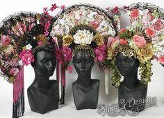 Flower Headdress Hea