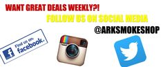 Follow Us on All Social Media @arksmokeshop - Weekly Deals & New Arrivals Announced Daily #arksmokeshop #losangeles #smokeshop #glass #glassart #420 #420life #420daily #cannabis #cannabiscommunity #smokeweed #smokeweedeveryday #710 #710society #dab #dabs #dabsdaily #dabbersdaily #dablife #deals #vape #vaping #vapes #vapstagram #instavape #vapejuice #oilburner #oilpipes #oilrigs #bowls #downstems #pipes #glassforsale #kratom #kratomlife #waterpipe #enails #dabparts #dabbing #smokes #smoker