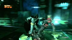 Batman Arkham Knight - Sfida RA: Batman e Nightwing Reazione chimica