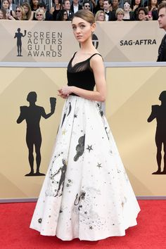 See All The Looks From The 2018 SAG Awards Red Carpet | HuffPost