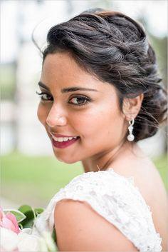 Fall Wedding Hairstyles 3
