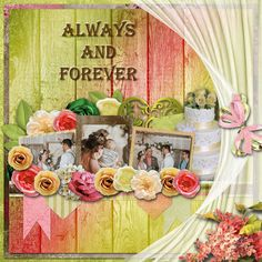 Pictures from my son's wedding.  Kit used: Beloved Verdant by Kalei Designs available at http://www.godigitalscrapbooking.com/shop/index.php?main_page=product_dnld_info&cPath=29_447&products_id=28694  Template: Amazing Day by Kalei Designs available at http://www.godigitalscrapbooking.com/shop/index.php?main_page=product_dnld_info&cPath=29_447&products_id=28652