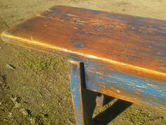 bench top finish