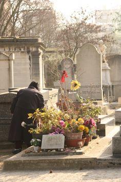 Tombe de Jean Carmet