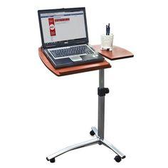 Rapture Lifting Mobile Computer Desk Bedside Sofa Bed Notebook Desktop Stand Table Learning Desk Folding Laptop Table Adjustable Table Furniture