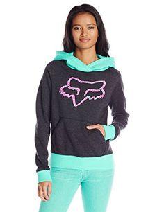 Fashionidium | Fox Junior's Constant Color Block Pullover Hoodie