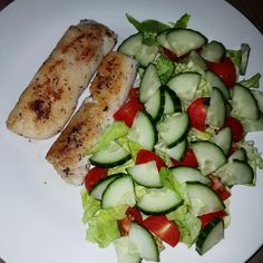 Light Olive Oil, Claire, Fries, Plates, Dinner, Vegetables, Instagram Posts, Blog, Licence Plates