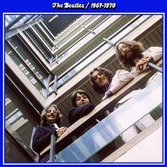 The Beatles, (Blue Album) 1967-1970