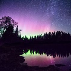 Mount Carleton Provincial Park Dark Sky Preserve | Beautiful nature photography in New Brunswick, Canada | Photo: @jordy.smits / Instagram