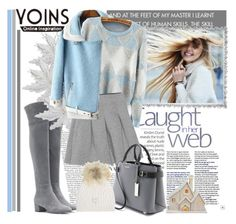 """""""Yoins Contest"""" by tihana1 ❤ liked on Polyvore featuring Lane Crawford, Apriati, Gianvito Rossi, T By Alexander Wang, Michael Kors, Fantastic Craft and M. Miller"""