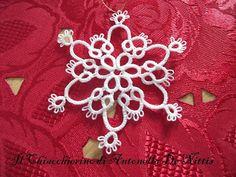 Il Chiacchierino di Antonella De Nittis: Fiocco di neve 2