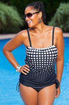 6e71754319163 Sponsored Plus Size Fashion Trend… Infinity Blouson 2 Pc Swimsuit  uniquelymeboutique 2253 213475329 – PLUS Model Magazine