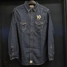 Rew10 work shirts Wabash