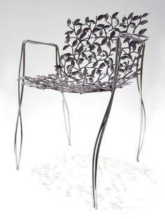 Leafy chair