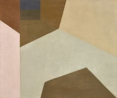 "apeninacoquinete: "" Helen Lundeberg, Sunny Corridor, 1959 """