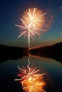 Fireworks @ Princeton