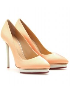 love the new charlotte olympia shoes...