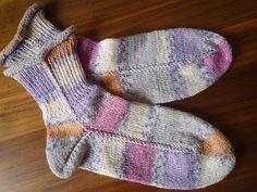 Lisme stricken: Socken