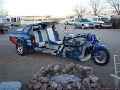 Mustang Trike
