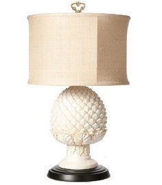 Barbara Cosgrove | Pineapple Lamp