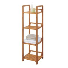 Lohas Bamboo Storage Tower from the Chic Teak & Turkish Towels event at Joss and Main- 85
