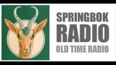 South Africa's old Springbok Radio My Childhood Memories, Sweet Memories, Union Of South Africa, Mein Land, Old Time Radio, Do You Remember, African History, The Good Old Days, Super Powers