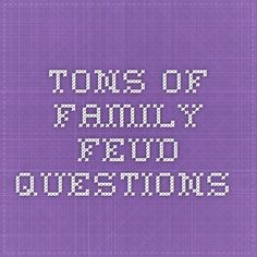 make your own family feud game at home | family feud game, family, Powerpoint templates