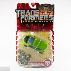 Transformers AUTOBOT SKIDS deluxe class Revenge of the Fallen ROTF Hasbro - NEW! #Hasbro