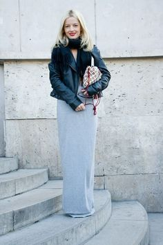 966f9a4e5b15 How to Wear a Maxi Dress in the Winter