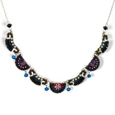 Ayala Bar Galaxy Necklace, Fall-Winter 2013 The Classic Collection N3145  Price : $170.00 http://www.artazia.com/Necklace-Fall-Winter-The-Classic-Collection/dp/B00EDLV42A