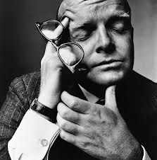 Capote by irving penn - Google Search