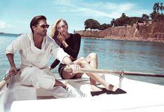 Valentina Zelyeva by Lincoln Pilcher for <em>Vogue Australia</em>