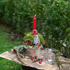 Christmas Ornaments To Make, Handmade Christmas, Christmas Wreaths, Christmas Crafts, Christmas Decorations, Holiday Decor, Christmas Table Centerpieces, Navidad Diy, Arte Floral