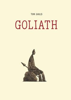 Lovely graphic novel of the story of David and Goliath told from Goliath's point of view, discovered at Criminal Records in Little Five Points.