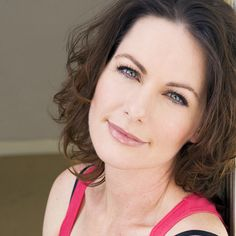 """Lisa Chappell, or """"Claire McLeod"""" in the first couple of seasons of McLeod's Daughters."""