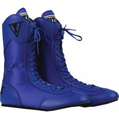 Title Speed-Flex Encore Tall Boxing Boots