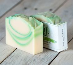 Purity Soap by Thumbprint Soap
