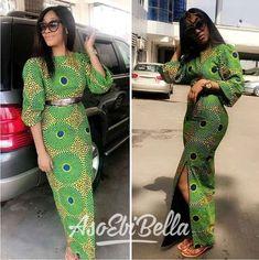 latest african fashion look 380 African Fashion Ankara, African Inspired Fashion, Latest African Fashion Dresses, African Dresses For Women, African Print Dresses, African Print Fashion, Africa Fashion, African Attire, African Wear